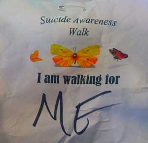 I am waling for me.
