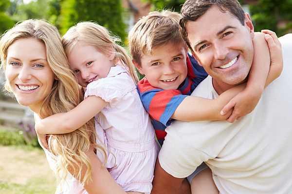 Charlotte behavioral healthcare family image self-esteem