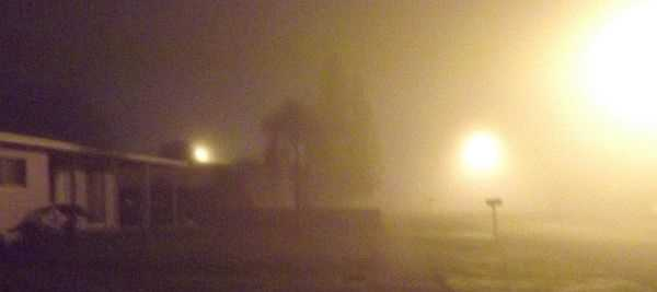 The Fog: Temperatures To Drop – Homeless Peers Concerned