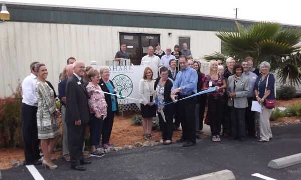 The S.H.A.R.E. Spot Ribbon Cutting Ceremony And Open House
