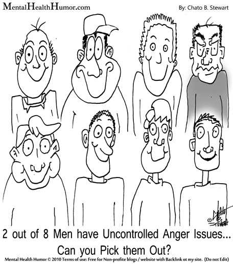 Anger Management 101: Are You An Angry Person?
