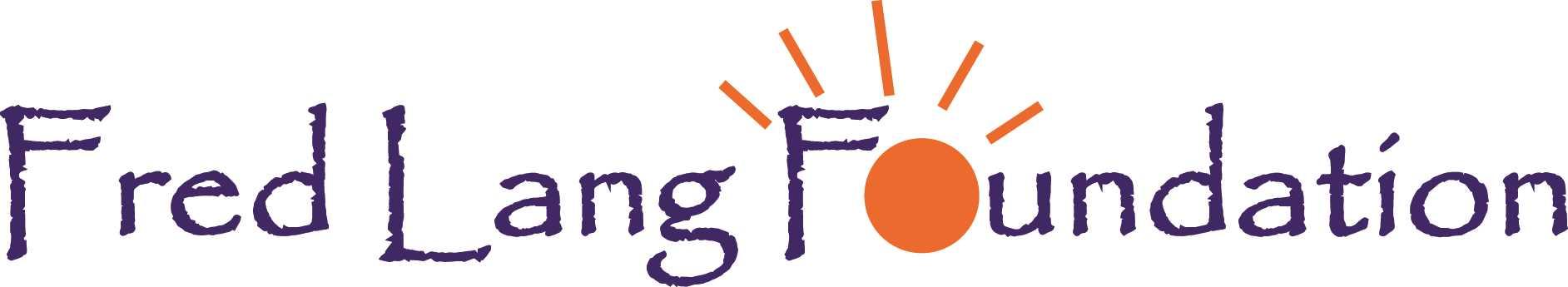 Fred Lang Foundation logo
