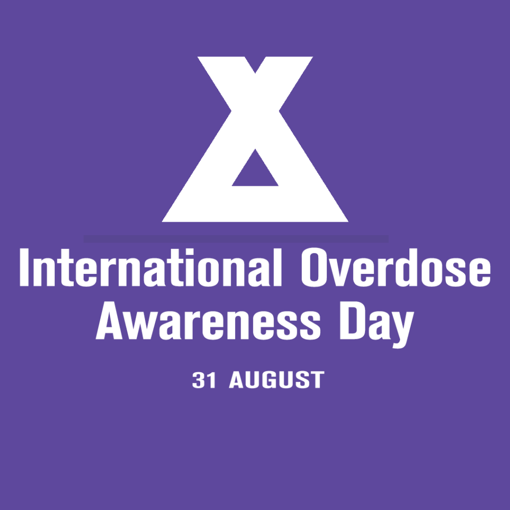International Overdose Awareness Day – August 31