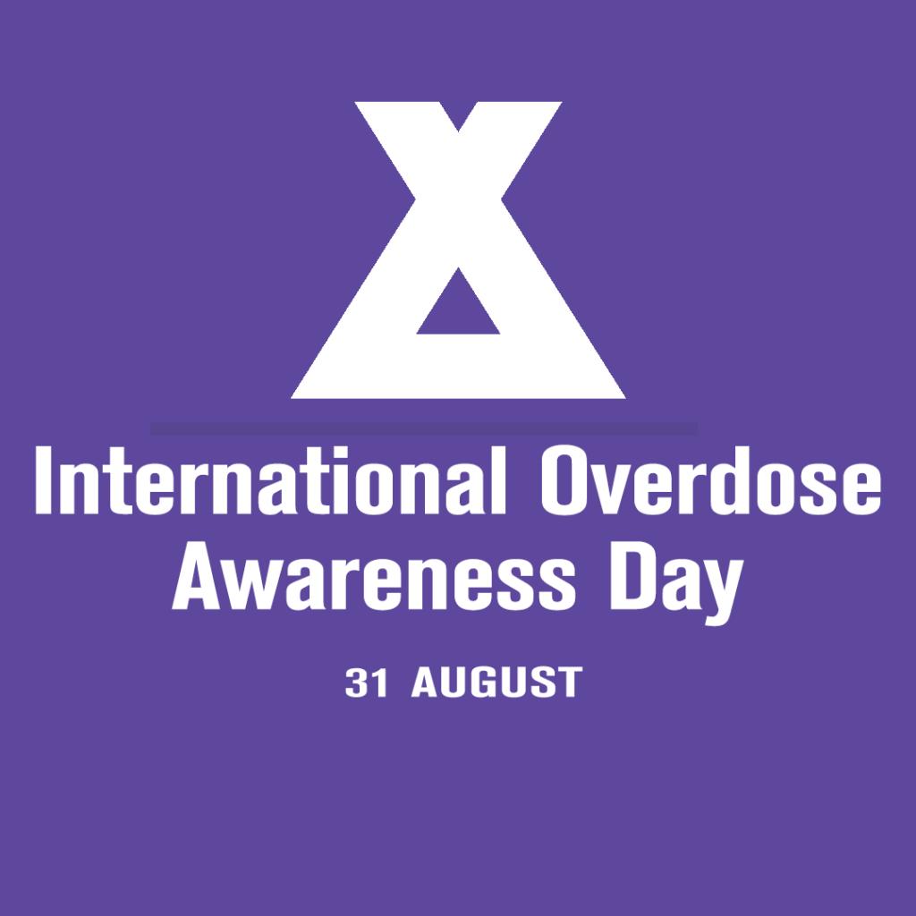 International Overdose Awareness Day – August 31